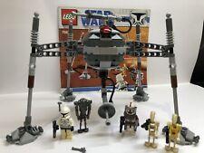 Lego Star Wars Separatist Spider Droid (7681)