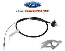 1982-1995 Mustang 5.0 V8 Ford Racing Adjustable Clutch Cable & Billet Quadrant