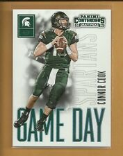 Connor Cook RC 2016 Contenders Game Day Rookie Card #3 Oakland Raiders Football
