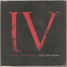 "COHEED AND CAMBRIA ""Welcome Home"" 2 Track 7"" Vinyl Single 2005"