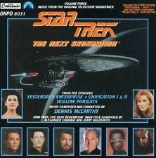 erry Goldsmith - Star Trek The Next Generation Vol3 [IMPORT] [CD]