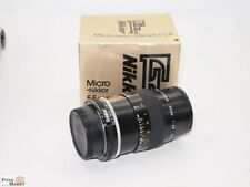 Nikon Micro-Nikkor 1:2.8/55mm Macro Objektiv AiS Makroobjektiv lens Ø 52