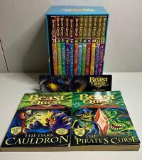 beast quest series 1 box set Books 1 -12 &  2 Master Your Destiny Books
