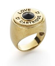 Lovebullets Love Ring Shotgun Cartridge Bullet Ring 7.5 $95 Free People / Urban