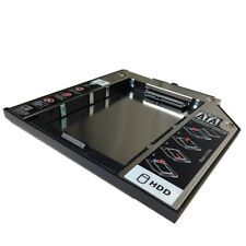 SATA HDD SSD Hard Drive Caddy Adaptador for Lenovo Thinkpad T400 T410 2nd 9.5mm