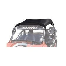 Tusk UTV Fabric Soft Top Roof Black Polaris RZR S 800 2009-2014 eps le