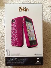 iPhone 4/4s iSkin case