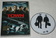 The Town - Ben Affleck; Jeremy Renner (DVD; 2010) *EDICOLA* / *COME NUOVO*.