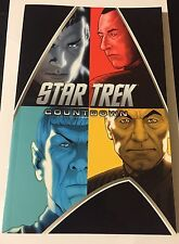 Star Trek: Countdown - April 2009, second printing graphic novel New