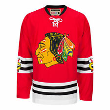 NHL Chicago Blackhawks CCM climalite Authentic Team Classic Jersey Shirt Unisex