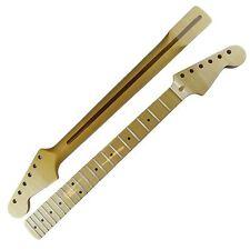1 Pezzi collo Stratocaster 21 TASTI Maple tastiera della chitarra quater SEGATO (naturale gloss)