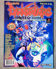 Die Hard Gamefan - Darkstalkers Strategy Guide Clean and Complete