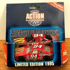 1995 Action PLatinum Series BILL ELLIOTT #94 McDonald's Ford Thunderbird 1:64
