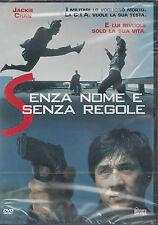 Dvd **SENZA NOME E SENZA REGOLE** con Jackie Chan nuovo 1999