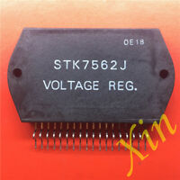 1PCS STK7562J Encapsulation:SIP-ZIP,OUTPUT TYPE SECONDARY REGULATOR FOR