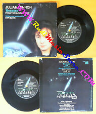 LP 45 7'' JULIAN LENNON Because Dave Clark TIME 1985 EMI 5538 no cd mc dvd