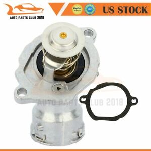 Thermostat Housing for Mercedes-Benz CL550 CLS550 E550 GL450 GL550 S550 G550