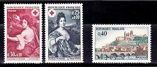 SELLOS FRANCIA 1968 1580/81 Nicolas Mignard +1567 Beziers 3v.