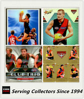 AFL Trading Card Master Team Collection-ESSENDON-2012 Select AFL Champions