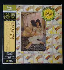 Ash Ra Tempel - Starring Rosi SHM Mini LP Style CD NEU Belle 101784