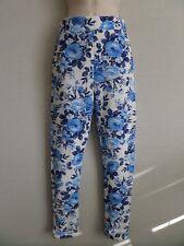 Boohoo Floral Print Leggings  - Size 8 - BNWOT