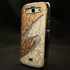 Schutzhülle Samsung Handyhülle Schutz Hülle Case Tasche Schale Cover Edel Luxus