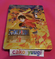 STEELBOOK ONE PIECE PIRATE WARRIORS 3 NEUF NEW