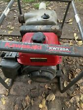 Gas Water Trash Pump