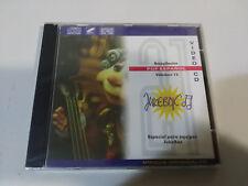 POP ESPAÑOL VOL 13 VIDEO CD EQUIPOS JUKEBOX PEREZA PASTORA SOLER LUZ CASAL - 2T