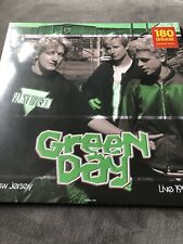 "GREEN DAY ""NEW JERSEY 1992"" 180 GRAM WHITE VINYL LP"