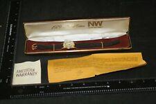 1979 LIMITED EDITION NORFOLK & WESTERN RAILROAD WRIST WATCH CASE 550/1000 LOT