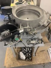 Performance Feeders Vibratory Bowl Feeder System Power Tested