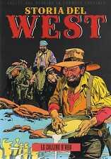 Collezione Storica Storia del West 59 Le colline d'oro  Il Sole 24 Ore