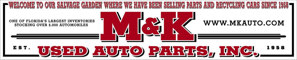 MK Used Auto Parts inc.