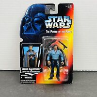 1995 Kenner Star Wars The Power of the Force Lando Calrissian Action Figure