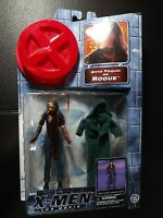 Marvel X-men The Movie ROGUE Action Figure by Toybiz 2000 - still ON CARD