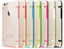 Étuis, housses et coques transparent transparente en plastique rigide iPhone 6 pour téléphone mobile et assistant personnel (PDA)
