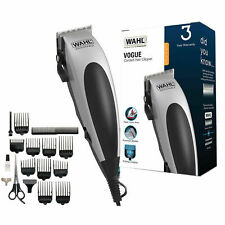 PROFESSIONAL COMPLETE Corded wahl hair clippers Set head shaver travel pouch inc