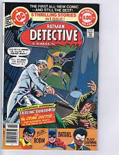 Detective Comics # 495 DC Pub 1980