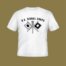 WWII US Army Signal Corps T Shirt Reproduction, Men's size XXXL / 3XL