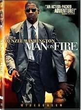 Man on Fire (DVD, 2004)262*