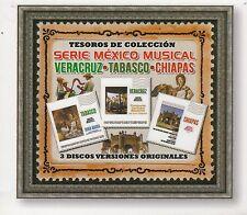 Dora Maria,Lira de San Cristobal,Conjunto Jarocho Medellin 3CD new BOX SET Nuevo