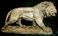 """13"""" Lion Statue Home Decor Sculpture"""