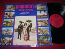 ISABELLA SKRYBANT VOCAL GROUP - RARE LP PRONIT POLAND