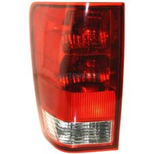 NEW LEFT TAIL LIGHT ASSEMBLY FITS 2004-2014 NISSAN TITAN NI2800161C CAPA