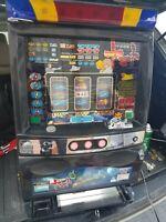 Japanese token slot machine