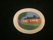 Sebastian Miniature Sml-611 Festival Medallion 1992 Lee, Nh - Hudson 7158 Signed