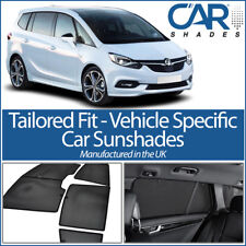 Vauxhall Zafira 5 Door 2012 On UV CAR SHADES WINDOW SUN BLIND PRIVACY GLASS TINT