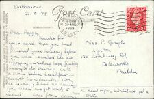 Peggy Gough. 'Lynton', 125 Thornbury Road, Isleworth, Middlesex 1939 -   JE.526