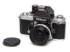 Nikon f2 Chrome Photomic + dp-2 + Nikkor Auto 28mm f3.5